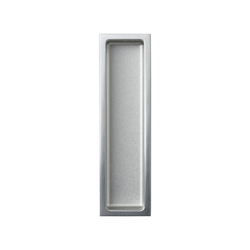 Agaho S-line Sliding-Door Pull 428 | Flush pull handles | WEST inx