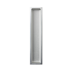 Agaho S-line S1 Sliding-Door Pull 429 | Flush pull handles | WEST