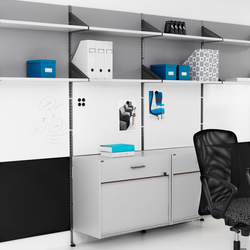 EFG Team Pro Wall | Büroregalsysteme | EFG