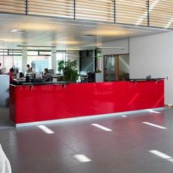 Zentrum | Reception desks | EFG