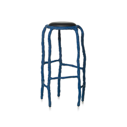 Plain Clay Bar stool | Sedie alte | DHPH