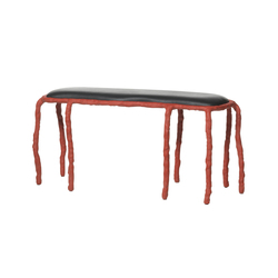 Plain Clay Bench | Taburetes | DHPH