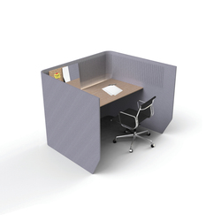 BuzziBooth Targa | Hotdesking / temporary workspaces | BuzziSpace