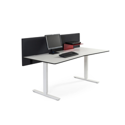 Aero Flex - electric sit & stand frame | Contract tables | Swedstyle