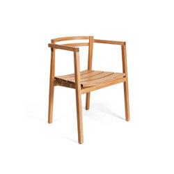 Oxnö armchair | Sièges de jardin | Skargaarden