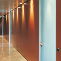 P450 dividing wall | Sound insulating wall solutions | Faram