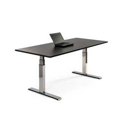 Classic Flex - electric sit & stand frame | Tables collectivités | Swedstyle