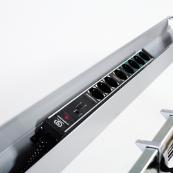 Concept Flex Power connectors | Schuko sockets | Swedstyle