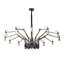 Tools Chandelier 'Dear Ron' | Lustres suspendus | DHPH