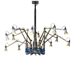 Tools Chandelier 'Dear Ron' | Ceiling suspended chandeliers | DHPH