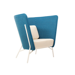 Aura Chair | Poltrone lounge | Inno