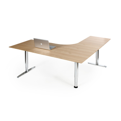 Delta Flex - electric sit & stand frame | Contract tables | Swedstyle