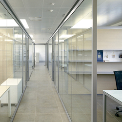 P600 dividing wall | Partitions | ARLEX design