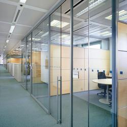 P600 dividing wall   Wall partition systems   Faram