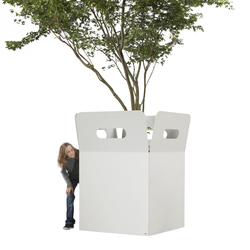 Box Giant | Fioriere | FLORA