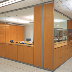 Delicieux P600 Dividing Wall | Wall Partition Systems | Faram