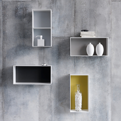 state Inspiration 4 | Bath shelving | talsee
