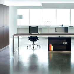 Aplomb desk | Desking systems | ARLEX design