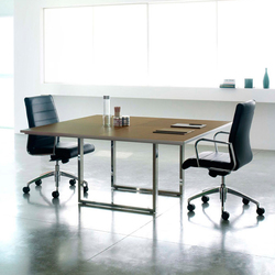 Aplomb meeting table | Contract tables | Faram