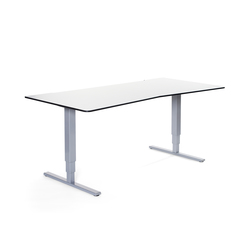 Quadro - electric sit & stand frame | Contract tables | Swedstyle