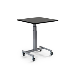 Single Mini - electric single column frame | Individual desks | Swedstyle