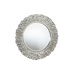 Flora silver | Spiegel | Deknudt Mirrors