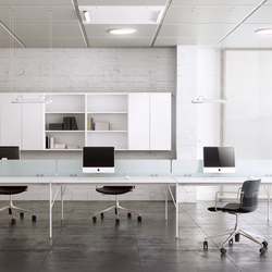Feel Workstation | Desking systems | ARLEX design