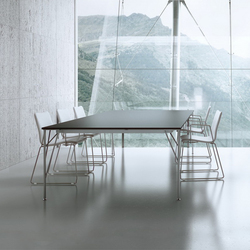 Feel meeting table | Meeting room tables | ARLEX design