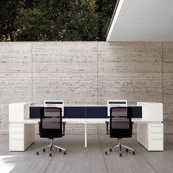 Cartesio Workstation | Tischsysteme | ARLEX design