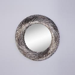 Flow silver | Spiegel | Deknudt Mirrors