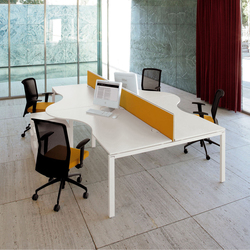 Cartesio Workstation | Sistemi tavolo | ARLEX design