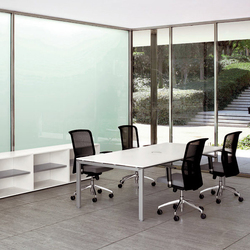 Cartesio meeting table | Tavoli contract | Faram