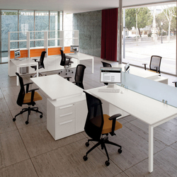 Cartesio Workstation | Desks | Faram
