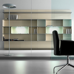FD205 shelf | Office shelving systems | ARLEX design