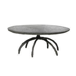 Plain Clay Coffee Table