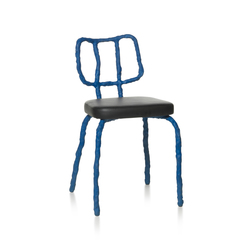 Plain Clay Dining Chair