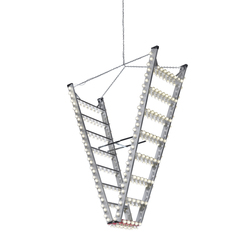Downstairs 8 steps LED | Suspended lights | DHPH