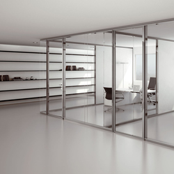 P900 dividing wall | Partitions | Faram