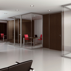 P900 dividing wall | Wall partition systems | Faram