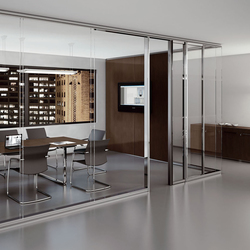 P900 dividing wall | Pareti divisorie | ARLEX design