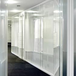 P700 dividing wall   Wall partition systems   Faram