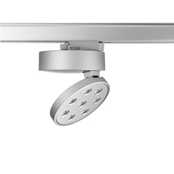 TWIST Spotlight Track mounted spotlights | Ceiling lights in aluminium | RIBAG