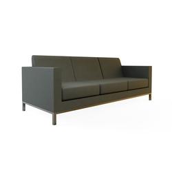 Luna Triple Sofa | Lounge sofas | Nurus