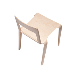 Sade S 52 | Visitors chairs / Side chairs | Arktis Furniture