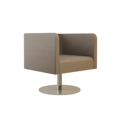 Hi&Lo Single Sofa | Poltrone lounge | Nurus