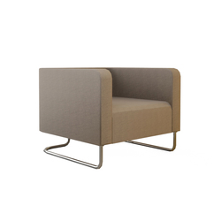 Hi&Lo Single Sofa | Loungesessel | Nurus