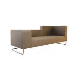 Hi&Lo Double Sofa | Lounge sofas | Nurus