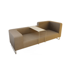 Hi&Lo Small Coffee Table | Lounge tables | Nurus