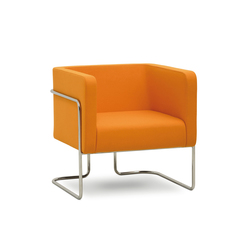 Hi&Lo Single Sofa Lo | Lounge chairs | Nurus