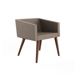Tara Single Sofa | Fauteuils d'attente | Nurus